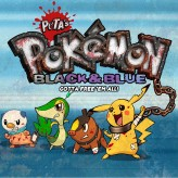 pokemon – black & blue! gotta free 'em all! game