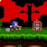 sonic the hedgehog 4 (snes hack) game