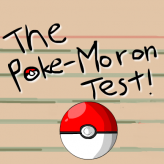 the poke-moron test game