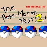 the poke-moron test 2 game