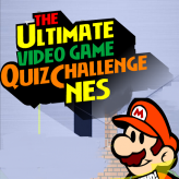 the ultimate video game quiz challenge - nes game