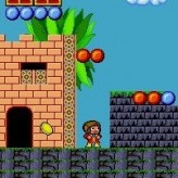 alex kidd in the enchanted castle game