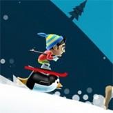 ski safari game