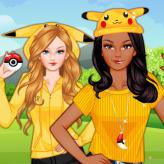barbie pokemon game