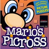 mario's picross game