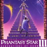 phantasy star iii - generations of doom game