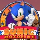 sonic motobike game
