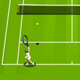 tennis game game
