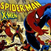 spider-man and x-men - arcade's revenge game