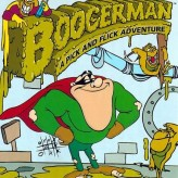 boogerman: a pick and flick adventure game