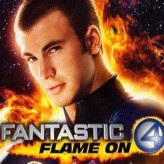 fantastic 4 - flame on game