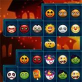 halloween mahjong challenge game