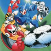 megaman's soccer game
