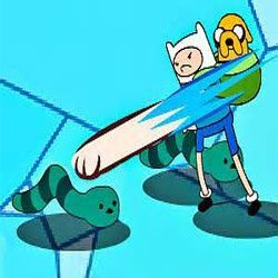 Adventure Time – Break The Worm – Play Game Online