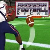 american football kicks game
