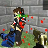 blocky combat swat game