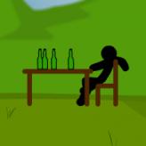 drunken stick game