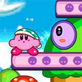 kirby bubble game