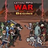 lethal rpg: war begins game