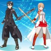 sword art online dressup game