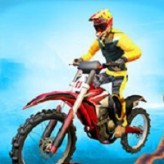 x trail racing game