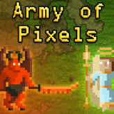 army of pixels game