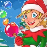 bubble charms christmas game