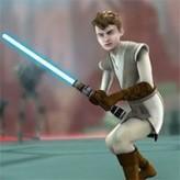 star wars: duel action lightsaber battle game
