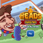 heads arena: soccer all stars game