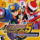 mega man battle network 5 - team proto man game