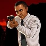 obama vs zombies game