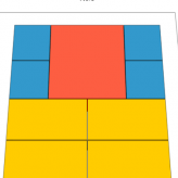 red tile out game