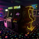 the shadow realms: arcade game