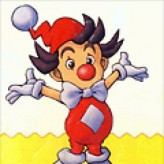 kid klown in crazy chase game