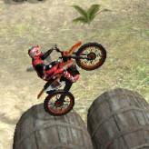 moto trials beach game