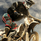 motorbike freestyle game