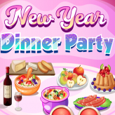 new year dinner party game