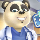 panda doctor game