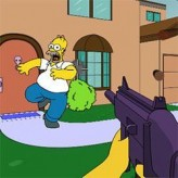 simpsons 3d springfield game
