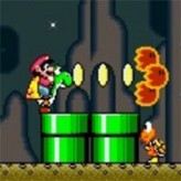 super mario world – the new adventure deluxe game