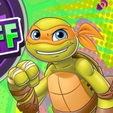mikey's day off – teenage mutant ninja turtles game