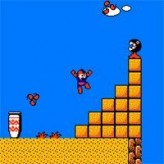 mega man in the mushroom kingdom game