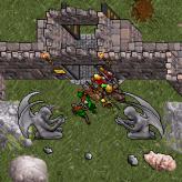 ultima vii - the black gate game