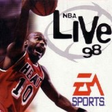 nba live 98 game