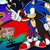 sonic halloween game
