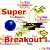 super breakout! game