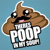 theres poop in my soup: pooping with friends game