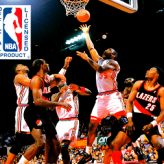 tecmo nba basketball game