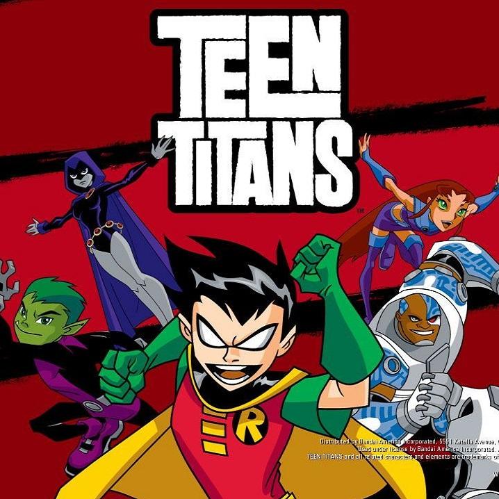 Teen Titans Game Boy Advance