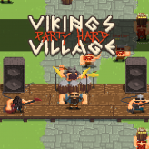 vikings village: party hard game